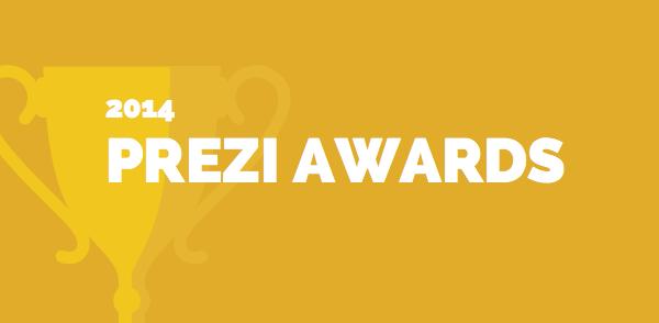 Prezi Awards | Prezi