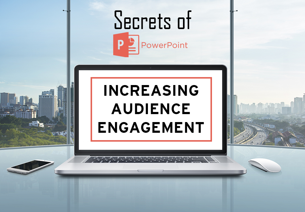 Powerpoint Design Skills To Increase Audience Engagement Title