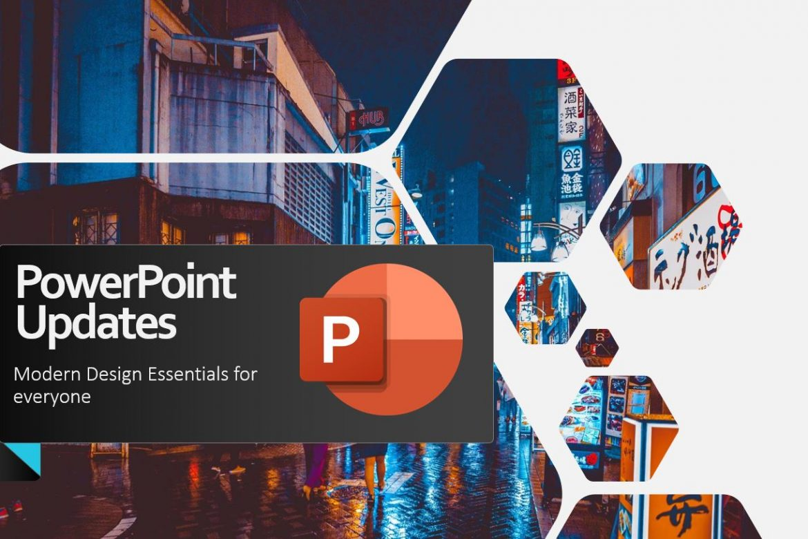 PowerPoint UPdates Title Screen
