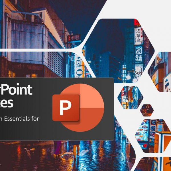 PowerPoint UPdates Title Screen