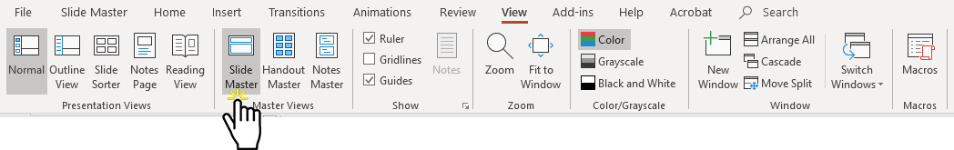 How to get design ideas on powerpoint 3
