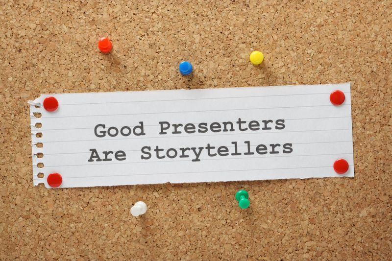 Our expert presentation services can help you tell your brand's compelling story.